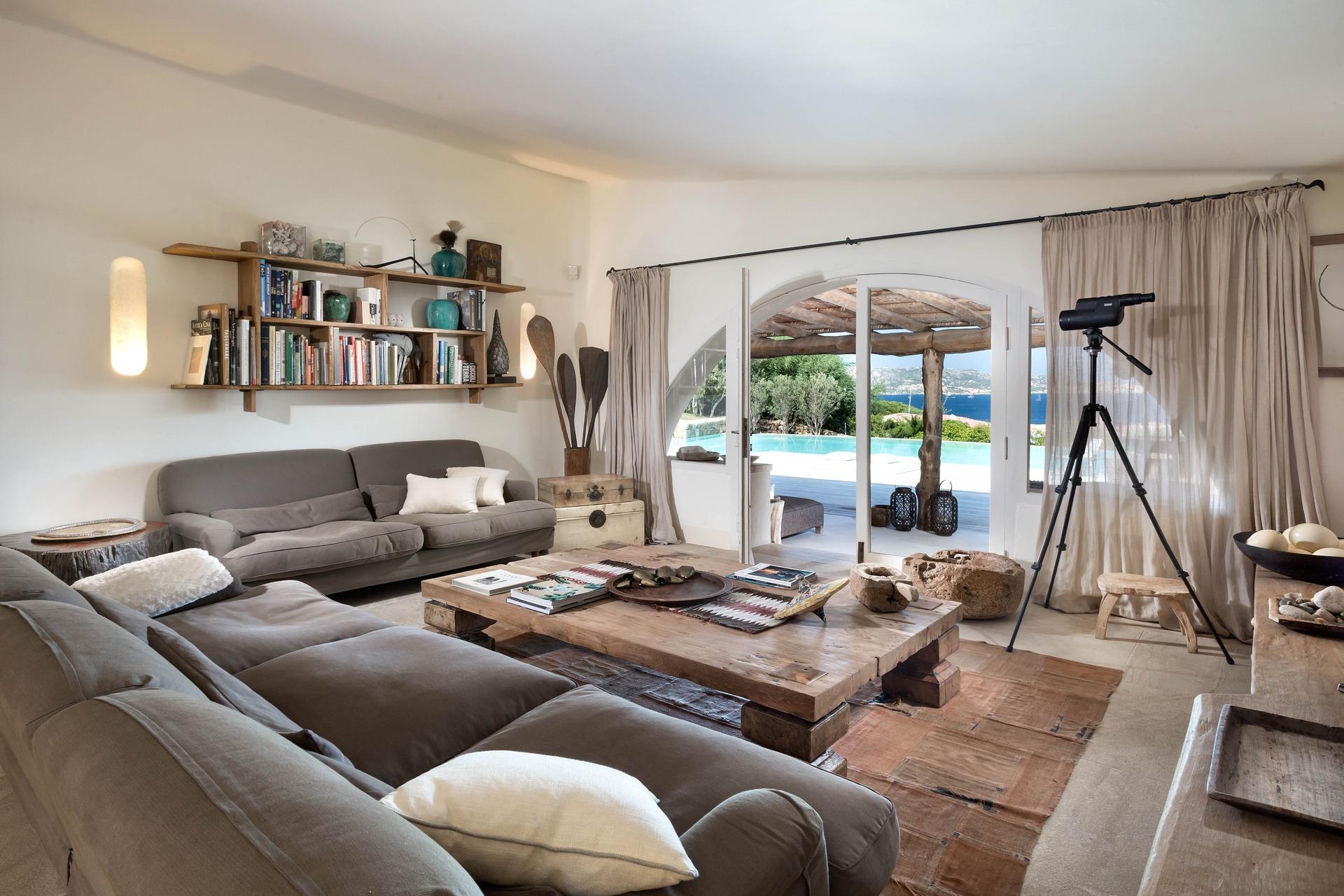 Een comfortabele woonkamer creëeren | Homewishez