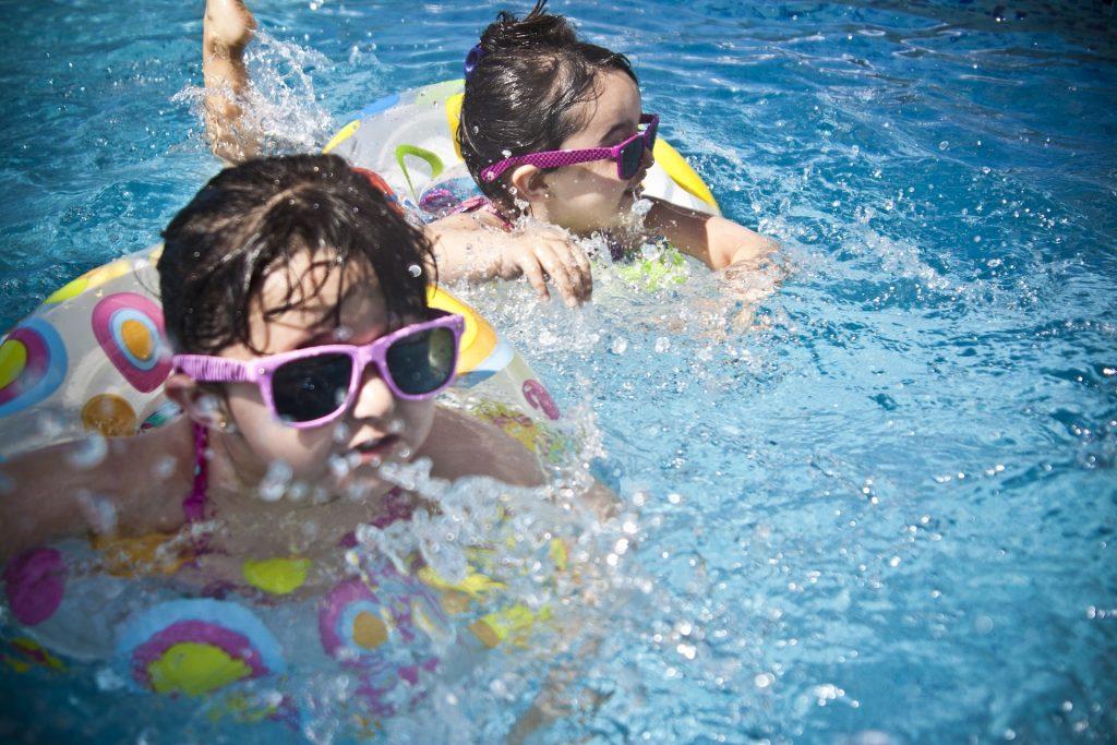 zwemfeestjes