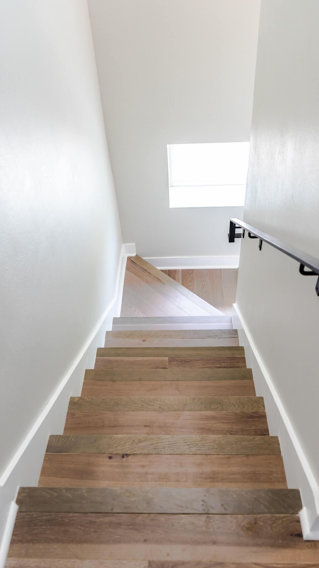 Maak een trap veilig