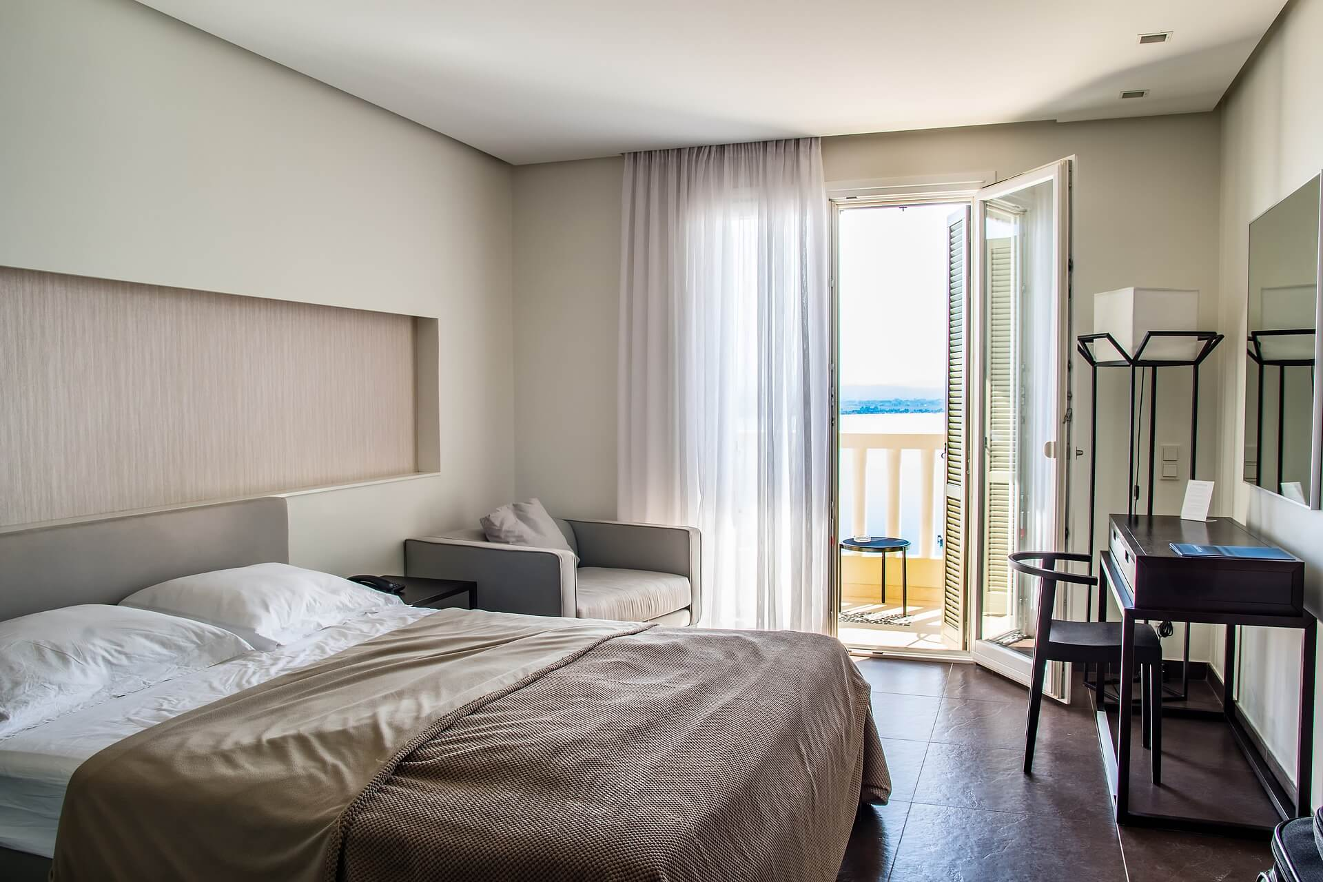 slaapkamer ideeën voor kleine ruimtes